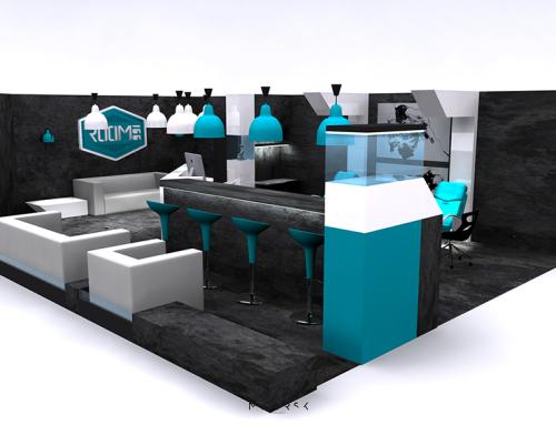 Room 166 Tetoválóstúdió – 3D tervezés
