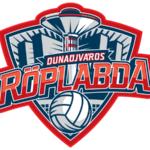 Dunaújváros Röplabda logo by Maarsk Graphics