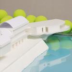 Makett készítés építészeti tervek alapján a Maarsk Graphics által