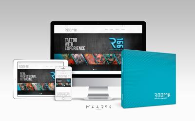 Maarsk Graphics arculattervezés, webdesign, prospektus tervezés