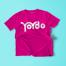 Yordo logo redesign koncepció