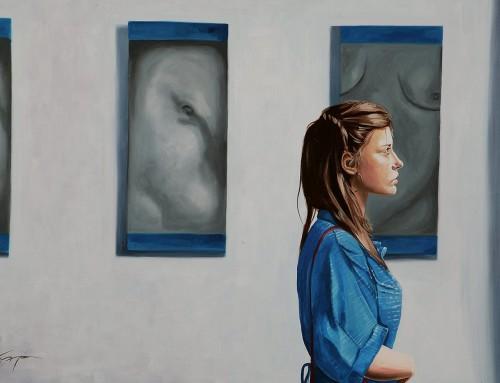 Painting – Adele