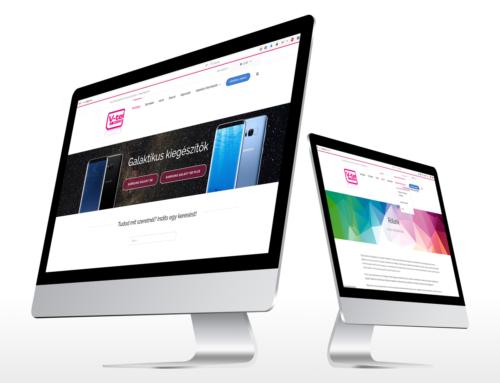 V-tel GSM weboldal