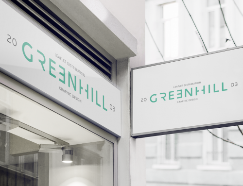 Greenhill logo redesign